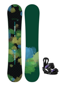 Burton Snowboard from Sports Authority