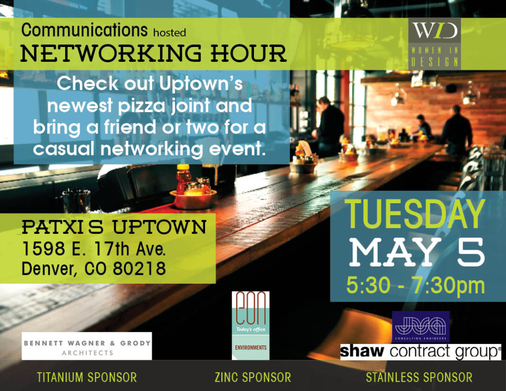 Networking Hour May 2015