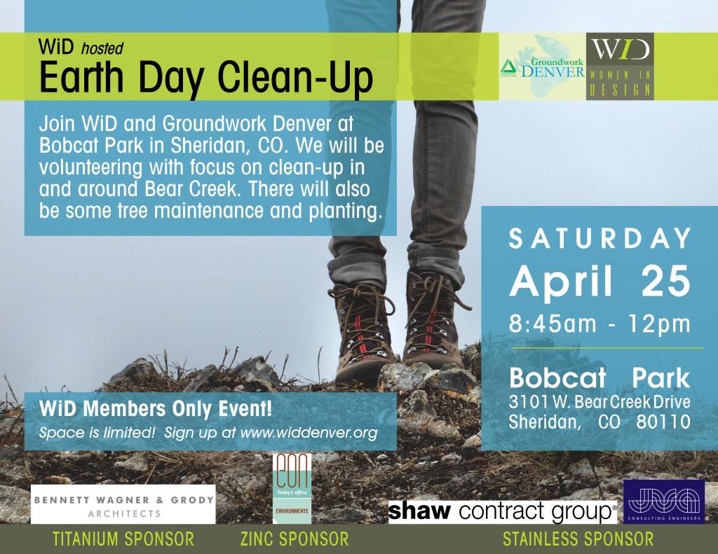 Bobcat park cleanup 4-25-15