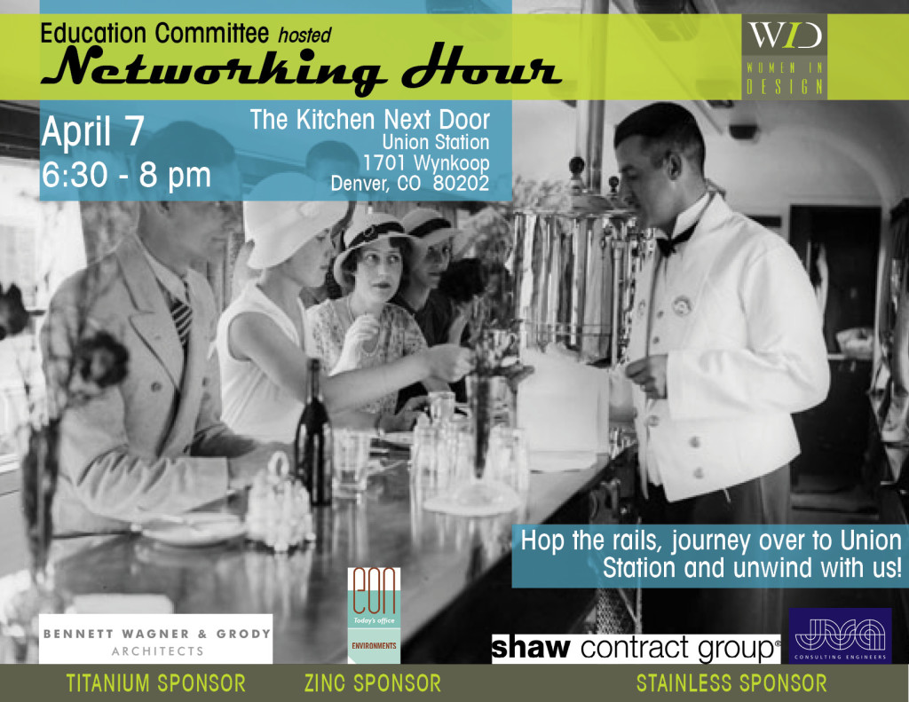Networking Hour April 7