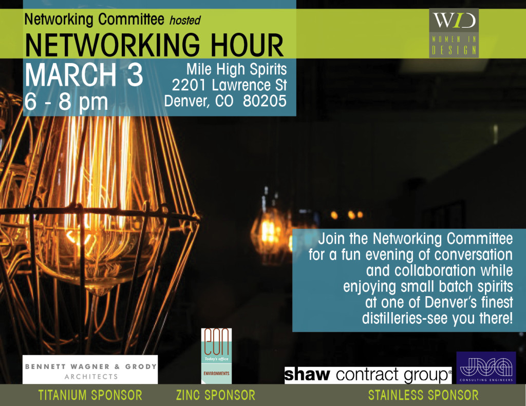 Networking Hour March 3