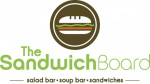 The Sandwich Board Logo